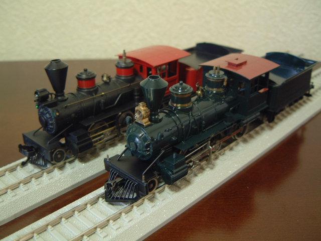 2台の R.G. 2-6-0