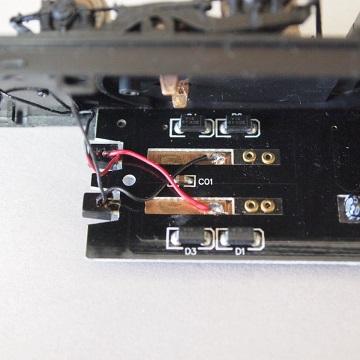 造形村 0系25型 回路加工