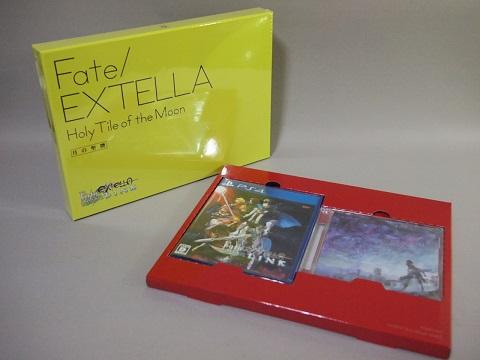 プレミアム限定版 Fate/EXTELLA LINK